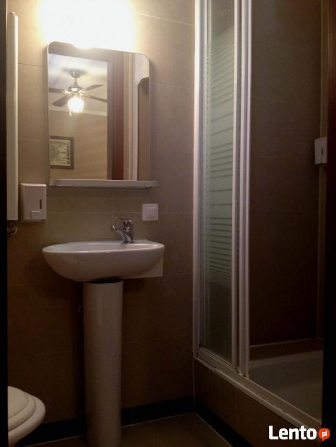 Pokoje 2 osobowe z łazienkami - wynajem dobowy