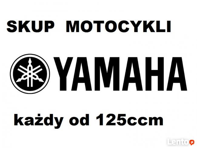 Yamaha Virago XVS Drag Star - skupujemy te motocykle !