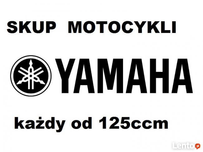 Yamaha Virago XVS Drag Star Fazer - skup motocykli Yamaha