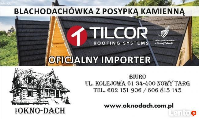 OFICJALNY IMPORTER TILCOR z Nowej Zelandii