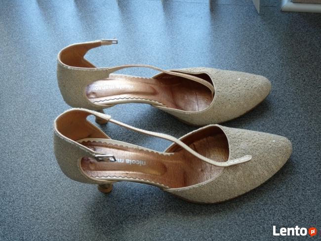 Buty ślubne roz.38
