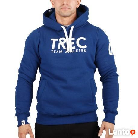 TREC WEAR MENS- HOODIE 035/BLUE
