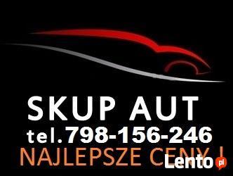 Kupię Twoje Auto ,gotówka !!! tel.798-156-246 Orange ,Elbląg