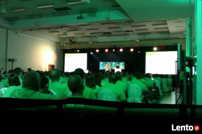 Nagłośnienie - eventów, konferencji, szkoleń firmowych