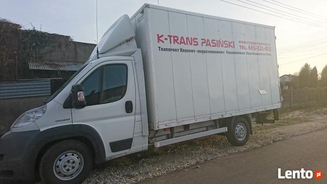 Transport Przeprowadzki Krajowe i Międzynarodowe