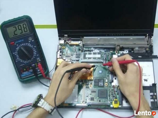 Naprawa komputerów laptopów Katowice, Chorzów, Bytom