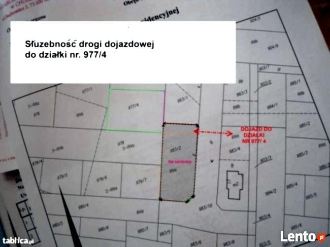 Choszczno, 2 Maja (przy Kochanowskiego), działka 983/2