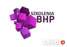 Szkolenie BHP wstępne, okresowe – Śląsk (Mikołów)