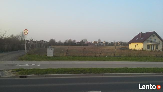 Działka budowlana oś. Czechów w Lublinie