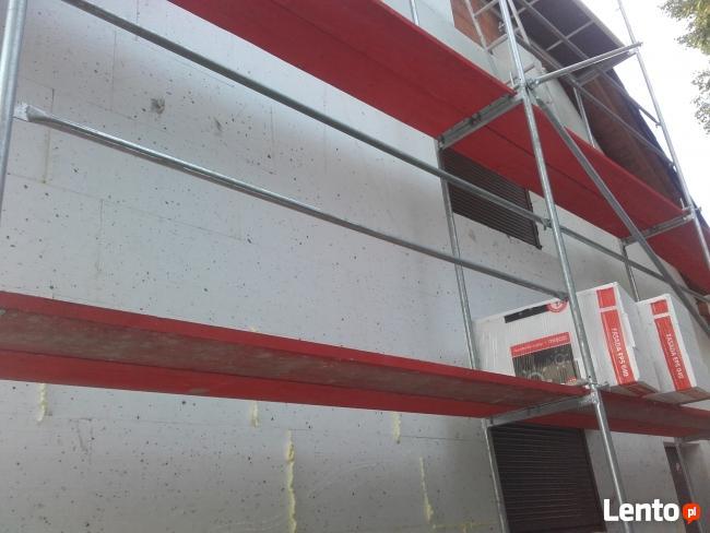 Rusztowanie Plettac 200m2 POLSKI PRODUCENT