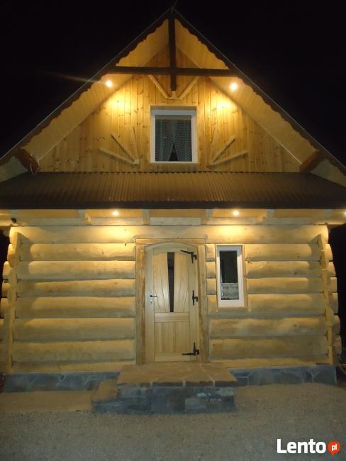 Domek drewniany Podhale Zakopane
