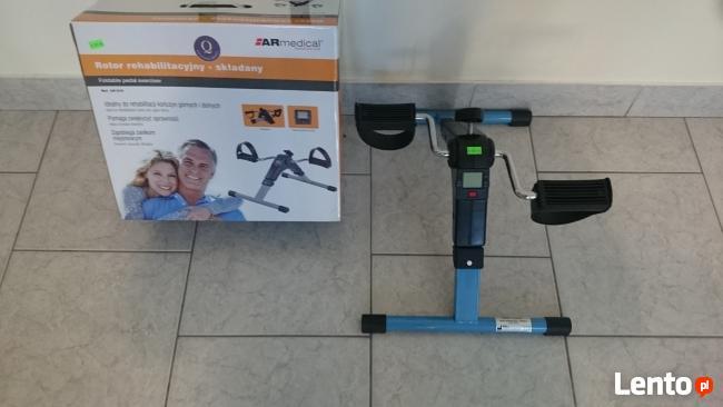 Rotor rehabilitacyjny do ćwiczeń rąk i nóg ARmedical rowerek