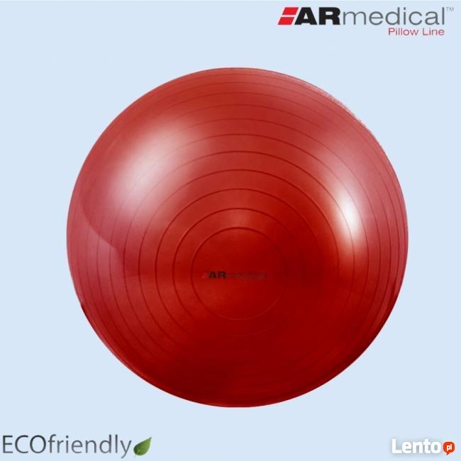 Piłka rehabilitacyjna ABS-55 - 55cm czerwona