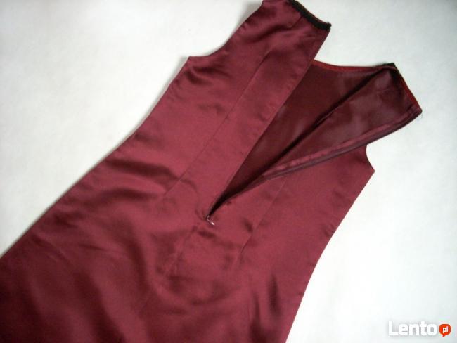 Wieczorowa sukienka Piękna Długa 34 36 XS S