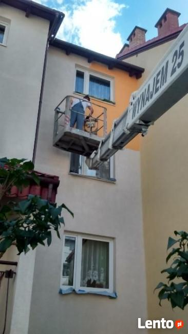 Mycie dachów i elewacji Elbląg Pasłęk Braniewo