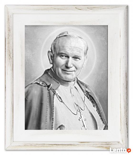 św. Jan Paweł II papież obraz olejny