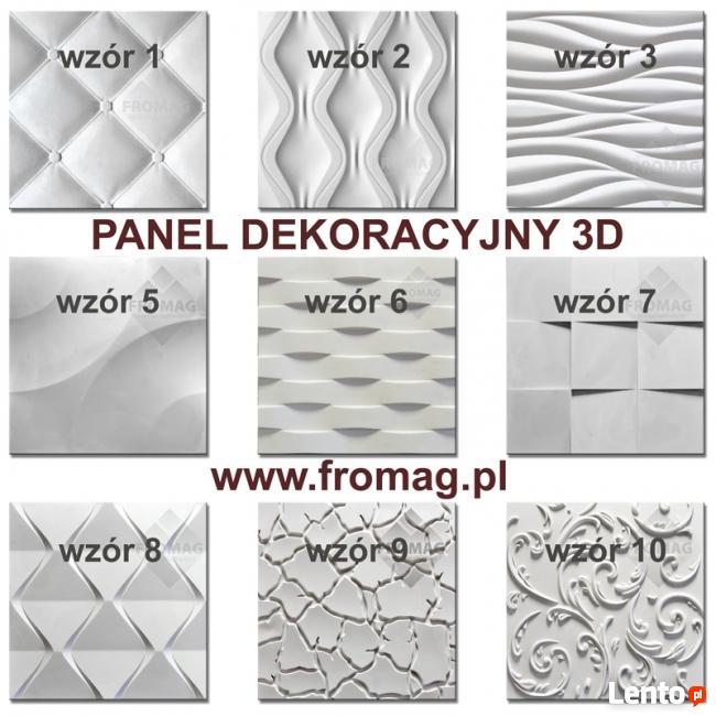 Mozaika arabeska carska PŁYTKI GIPSOWE panel dekoracyjny 3D
