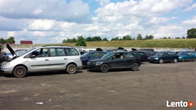 Auto szrot Bolesławiec, skup aut