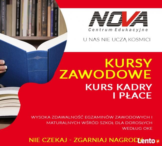 KURS KADROWO - PŁACOWY Gliwice