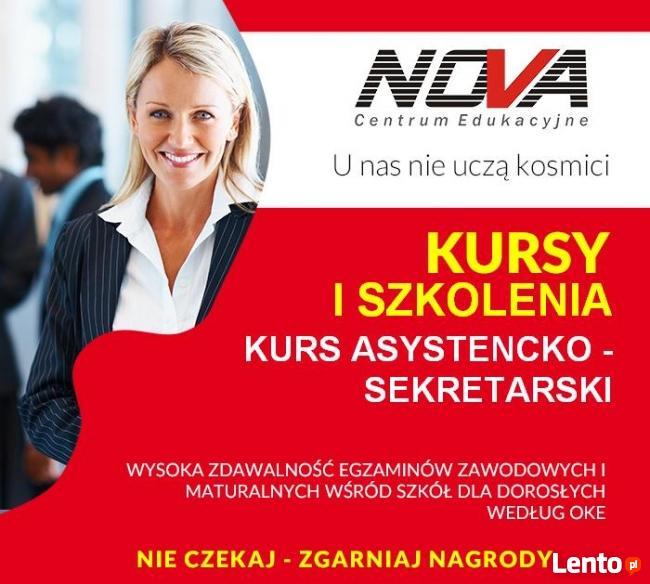 Kurs Asystencko - sekretarski - Gliwice, zapisy 2018 r.