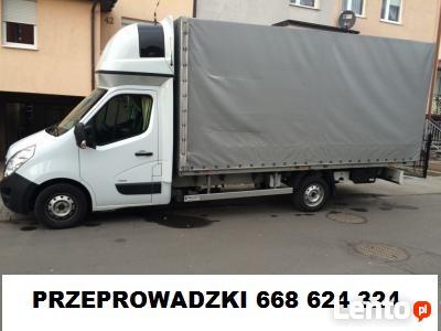 Transport - przeprowadzki - relokacje - wywóz -magazynowanie
