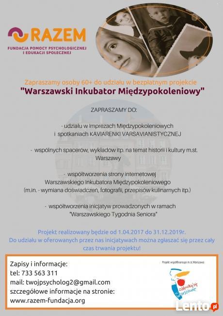 Warszawski Inkubator Międzypokoleniowy