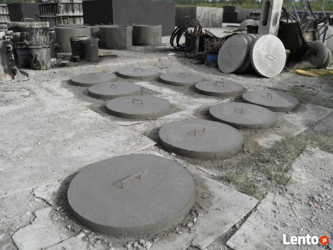 Szambo szamba betonowe zbiornik zbiorniki na deszczówkę 4-12