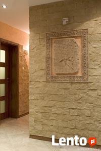 imitacja piaskowca kamien gipsowy płytki gipsowe