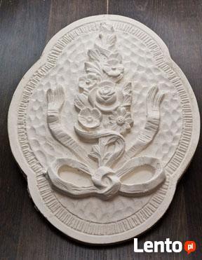 rozeta gipsowa rozety gipsowe sztukateria gipsowa