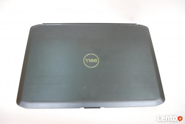 Solidny DELL LATITUDE E5430 CORE i5-3340M 2,7Ghz 4GB 128GB S