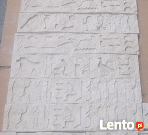 dekory gipsowe egipskie PRODUCENT płytki gipsowe