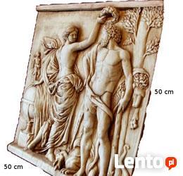 rzezby greckie płaskorzezba odlew gipsowy