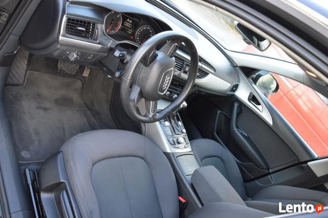 Audi A6 C7 Avant 2.0 TDI 2013 130 tyś km