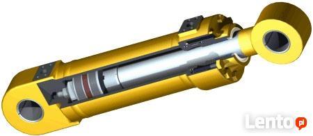 Regeneracja siłowników hydraulicznych, uszczelnianie maszyn