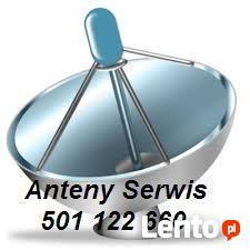 Anteny montaż -serwis