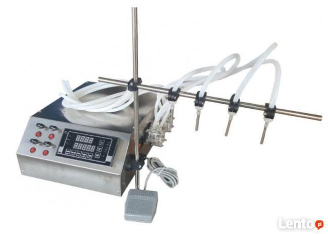 Nalewarka Perystaltyczna Napełniarka Pompa 4x100ml