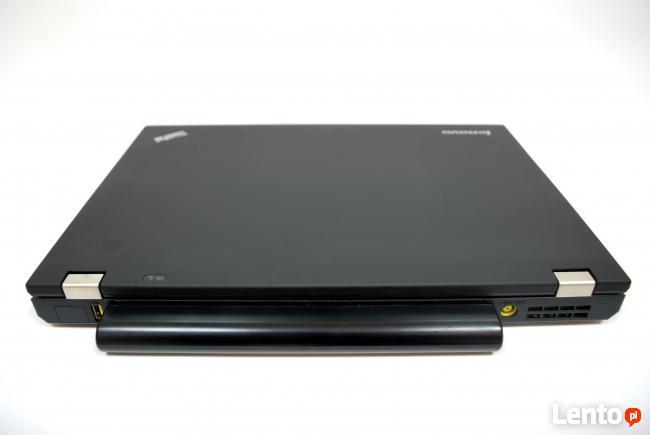 Niezawodny Lenovo ThinkPad T420 I5-2520M 8GB RAM 240GB SSD I