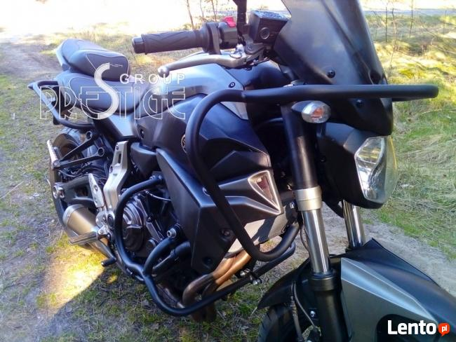 Gmole Klatka ochronna Yamaha MT07