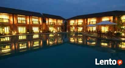 Indie - Goa Wypoczynek - The Golden Crown Hotel