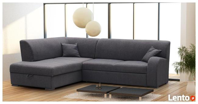 Narożnik IZA !!PRODUCENT funkcja spania!!sofy, fotele