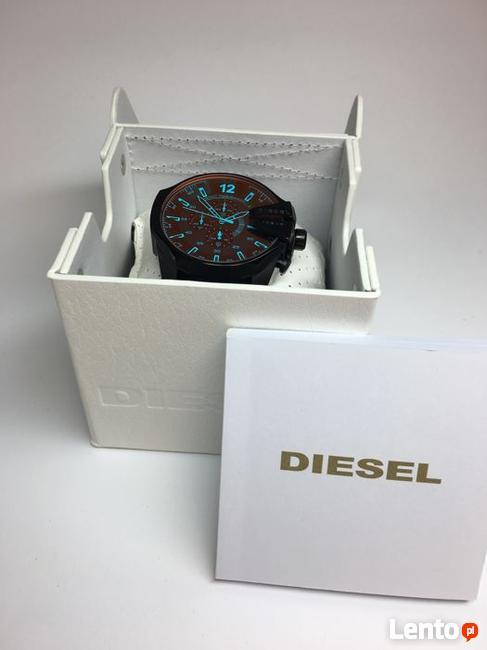 Zegarek Diesel DZ4323 Nowy Zestaw Okazyjna Cena Wysyłka