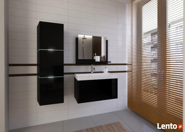 Archiwalne Idealne Meble Do łazienki Ibiza Z Umywalką 80