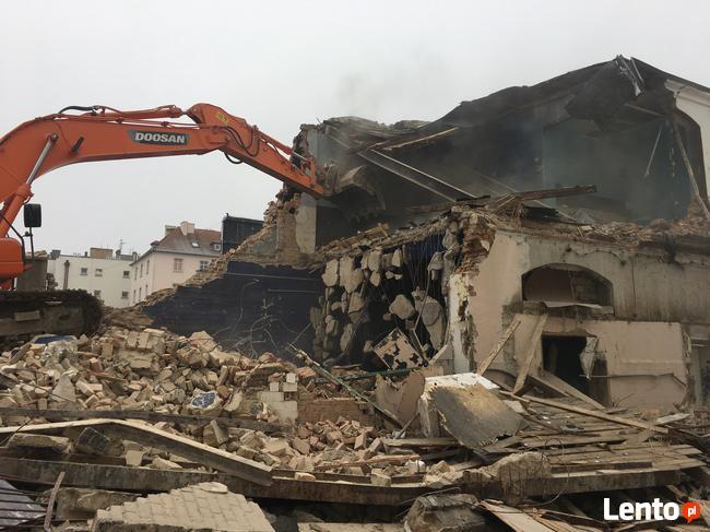 NAJTAŃSZE KONTENERY na śmieci, gruz, ziemię, wyburzenia i ro