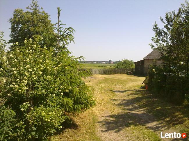 Dom wolnostojący w małej wsi, blisko jeziora >>> SIEDLISKO