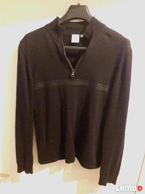 Sweter męski ARMANI rozmiar S