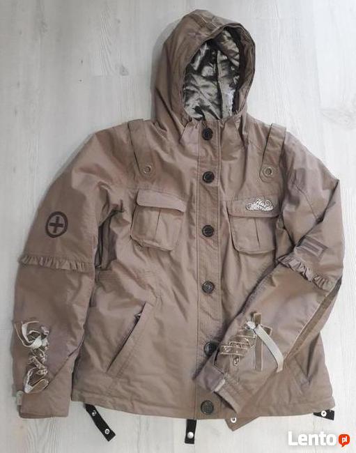 Wysoce zaawansowana technicznie kurtka PLUS MINUS - używana