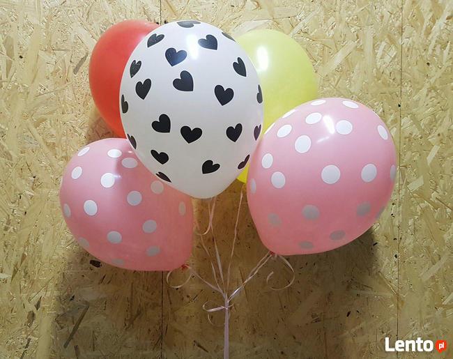 balony na hel, urodziny, eventy, jubileusze, wesela, Kraków