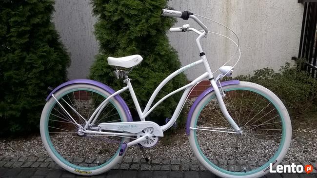Rower miejski Cruiser Imperial Bike 28 cl