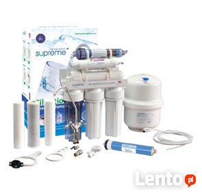 Uzdatnianie wody, filtry