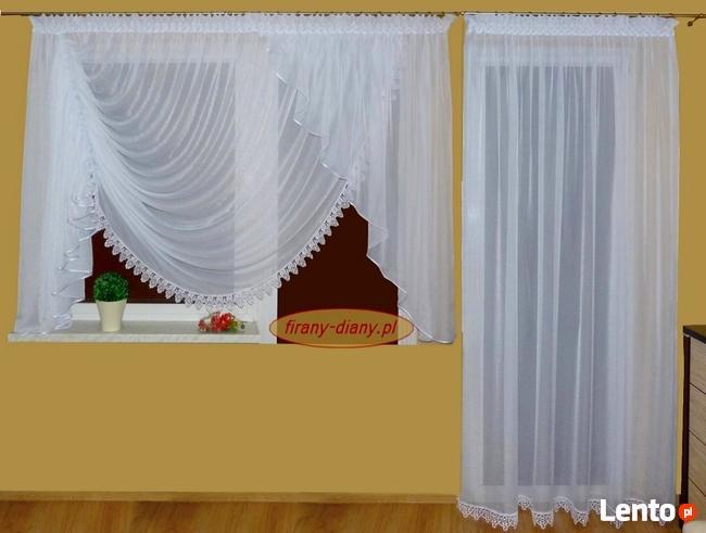 Firany i zasłony do pokoju, firany na taras i balkon, szycie